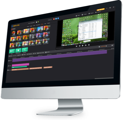 GoPlay Editor Free Screen Recorder & Video Editor