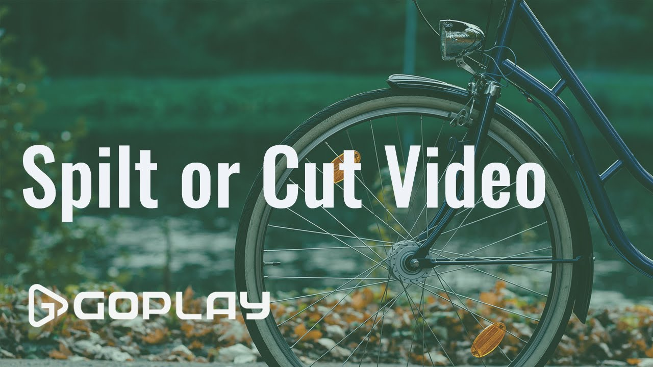 How to Spilt or Cut Video