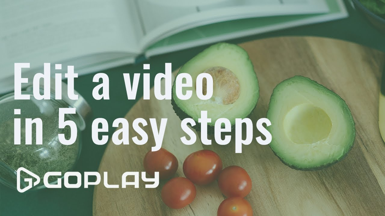 How to Edit videos like a pro in 5 easy steps
